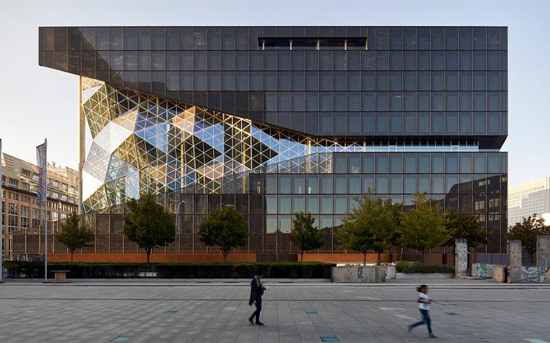 Axel Springer, Berlin