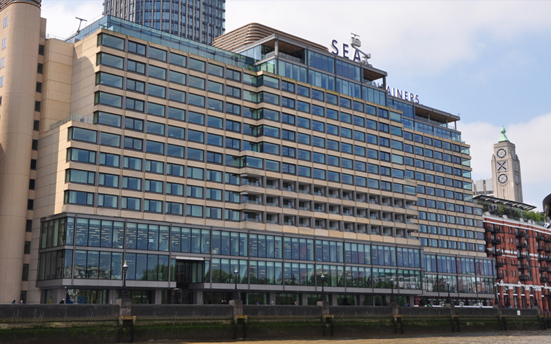 Sea Containers House, London